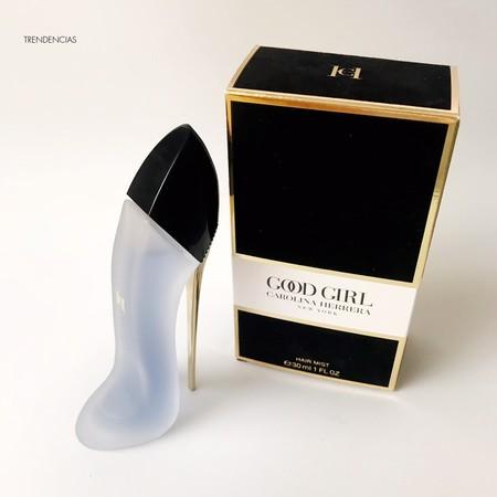 Porque hay aromas que sí son para el cabello: Carolina Herrera lanza Good Girl Hair Mist. Lo probamos
