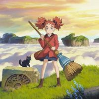 Precioso tráiler de 'Mary and the Witch's Flower': el debut de Studio Ponoc tiene toda la magia de Ghibli
