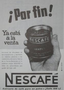 Nescafé 1955