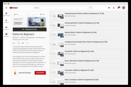 Aprender A Programar Youtube