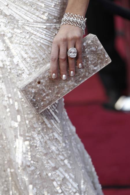 Clutch Oscar 2012