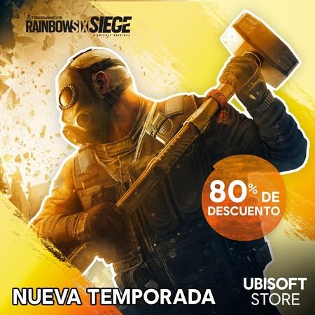 Juegos de Ubisoft de oferta en México