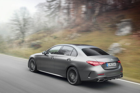 Mercedes-Benz Clase C 2021