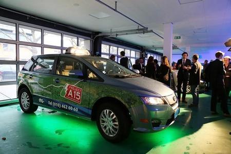 Rotterdam también tendrá taxis eléctricos, de BYD