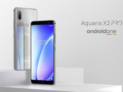 bq nos da pistas sobre los futuros Aquaris X2: pantalla 18:9, doble cámara, cuerpo de cristal y Android One