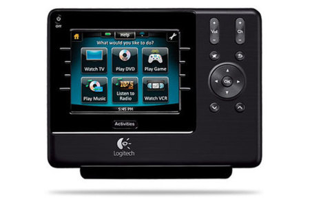 Logitech Harmony 1100, mando a distancia universal