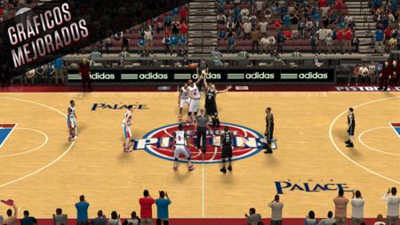NBA 2K16, llega a Android una nueva entrega del mejor juego de baloncesto