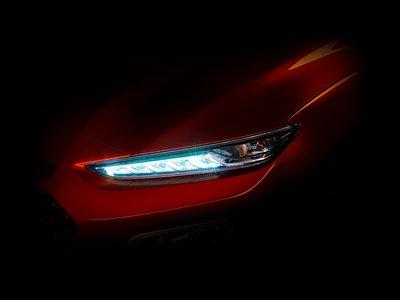 Un nuevo SUV-B coreano nos guiña un ojo. Es el Hyundai Kona y llegará este otoño