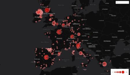 Ataques Terroristas Europa