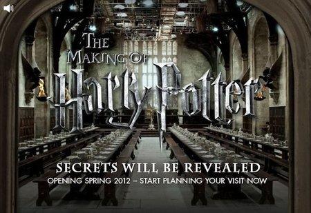 Los Estudios de Harry Potter en Londres, convertidos en museo