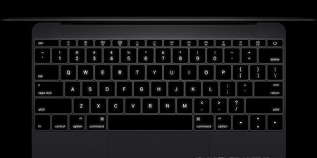 WSJ: El teclado con tinta electrónica llegará en 2018 a los MacBook para mostrar caracteres y emojis contextuales