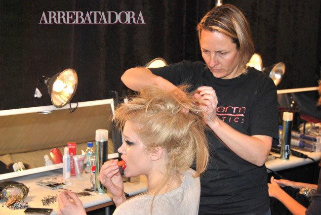 Foto de Maquillaje de Pasarela: Toni Francesc en la Semana de la Moda de Nueva York 2 (12/24)