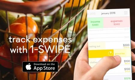 Monthly es quizás el gestor de gastos más simple que hay en iOS