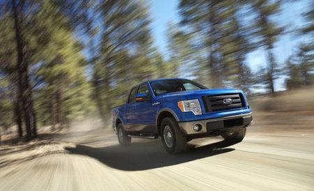 Las F Series de Ford pierden la batalla de las ventas
