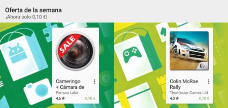 Ofertas de la semana en Google Play: Cameringo+, Colin McRae Rally y Marvel Pinball a 0,10 €