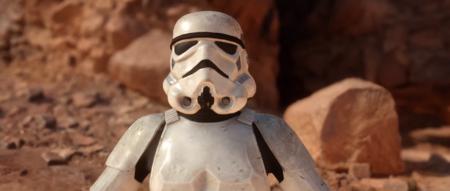 El primer diario de desarrollo de Star Wars: Battlefront nos muestra el estado actual del juego