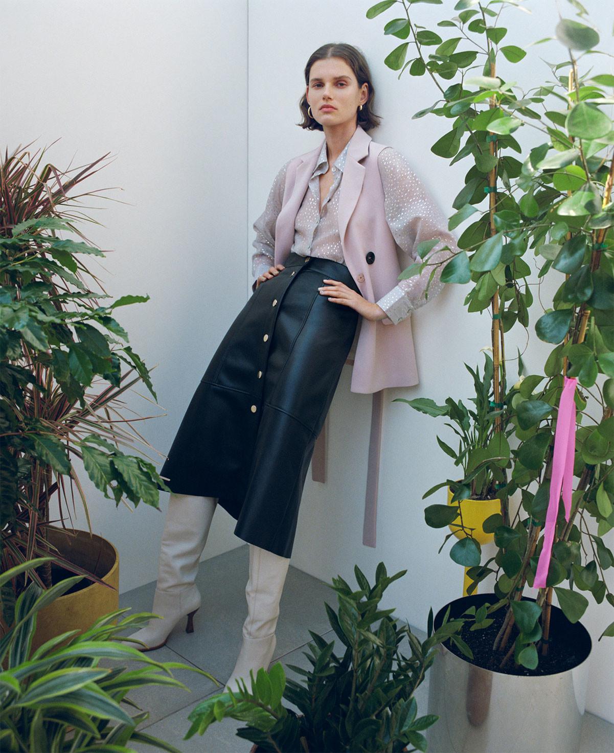 Cómo vestir de lunes a viernes  Zara nos da las claves para innovar en  nuestros looks de oficina 44438251d03
