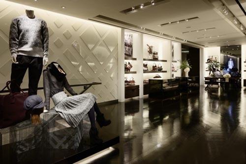 Foto de Burberry abre de nuevo su tienda en Tokio (9/14)