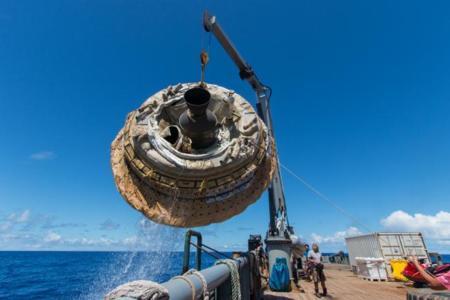 """Contraataquemos a los """"marcianos"""" con su propia medicina: un """"platillo"""" volante de la NASA"""