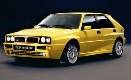 Lancia Delta Integrale 1992