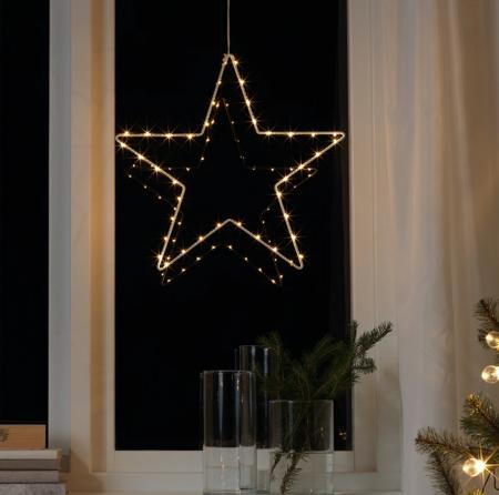 Estrella para ventana IKEA