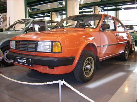 Škoda Rapid 135