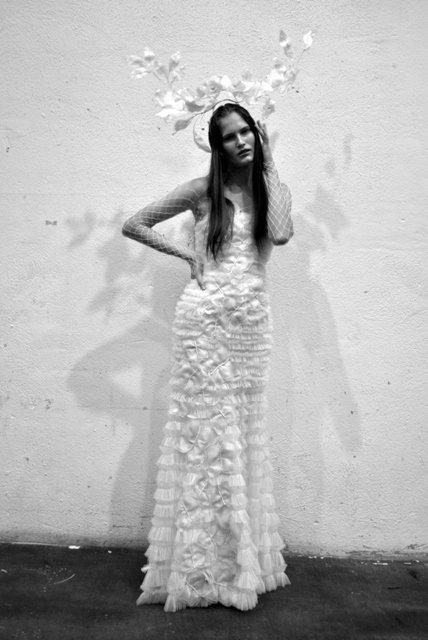 Elisa Palomino Primavera-Verano 2012: las hadas con más fuerza