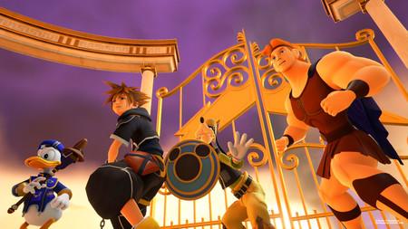 Kingdom Hearts III nos lleva de vuelta a Villa Crepúsculo y el Coliseo del Olimpo a través de esta nueva tanda de imágenes