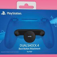 Accesorio oficial de PlayStation que agrega botones al control de PS4 de oferta en Amazon México: 417 pesos y envío gratis con Prime