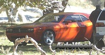 2008 Dodge Challenger Concept