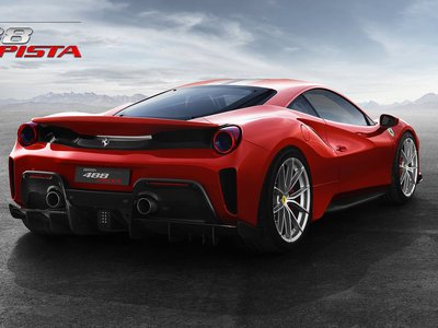 Todos los detalles del Ferrari 488 Pista, el Ferrari V8 más potente de la historia