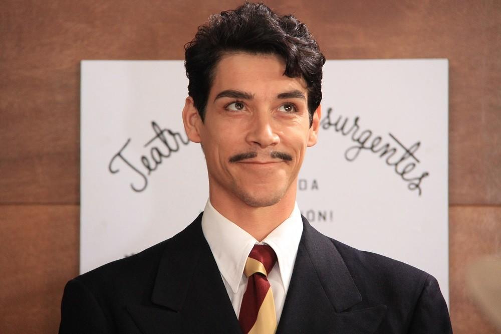 Oscar Jaenada Cantinflas