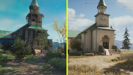 Far Cry New Dawn frente a Far Cry 5: la evolución de Hope County en un vídeo a pantalla partida