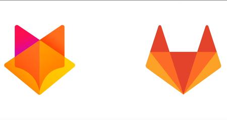 Firefox Concepto Gitlab Logo