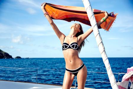Victorias Secret Coleccion Swimwear 2015 Triangl 3