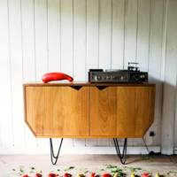 Wood Feelings, originales muebles artesanales en madera para toda la vida