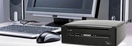 Miniordenador Aopen con HDMI y Vista
