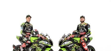 Kawasaki quiere la quinta corona: Así lucirá la ZX-10RR de Rea y Sykes para revalidar el título de WSBK 2018