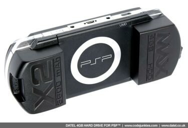 PSP HD