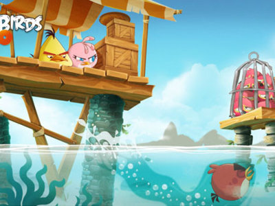 Angry Birds da más dinero con Underground que con las compras in app, no tan rápido Amazon