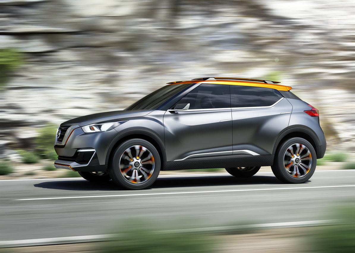 Foto de Nissan Kicks Concept (18/26)