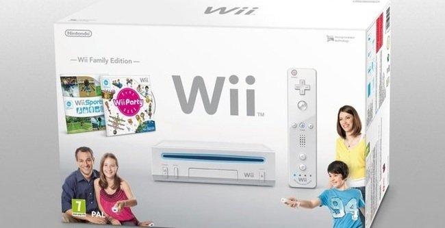 Resideño de la Wii