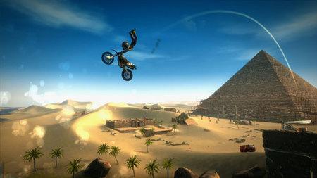 'Avatar Motocross Madness' se muestra en dos nuevas imágenes