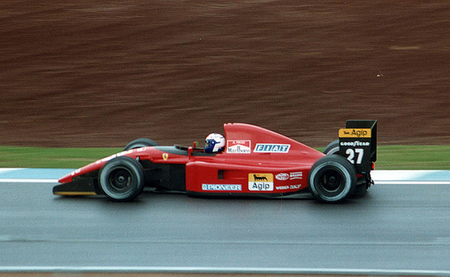 Prost GP España 1991