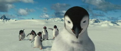 Trailer internacional de 'Happy Feet'