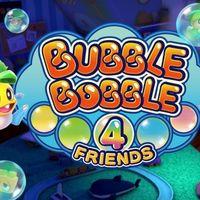 Bubble Bobble 4 Friends es el retorno de la clásica saga que saldrá para Switch