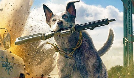 Far Cry 5: Conoce a Boomer, el intrépido perrete que desafiará a Joseph Seed
