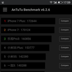 Foto 7 de 14 de la galería benchmarks-weimei-weplus-2 en Xataka Android