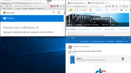 Ventanas Windows 10