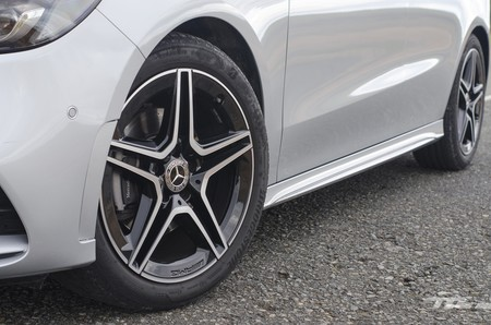 Mercedes Benz Clase B 2019 Prueba 016